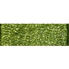 Мулине DMC 8м, е703 зеленый,металл.