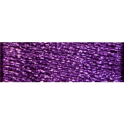 Мулине DMC 8м, е718 фиолетовый,металл. в интернет-магазине Швейпрофи.рф