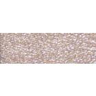 Мулине DMC 8м, розовый,бл.,металл. (е818)