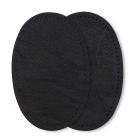 Заплатки пришивные Prym иск.кожа наппа (уп. 2 шт.) 929250 черный