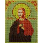 Рисунок для вышивания бисером Каролинка КБИ-5017  «Св. Надежда»  13*18 см