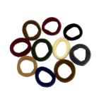 Резинка для волос кольцо Р 2 см «Школьный набор»