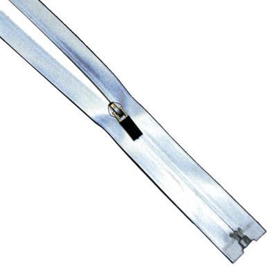 Молния Т7 разъемн. спираль 80 см светоотр, водонепрониц серый потайная 25080 в интернет-магазине Швейпрофи.рф