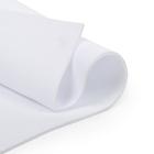 Поролон бельевой AT120140 3 мм ламинированный (25*50см) белый