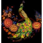 Рисунок на ткани «Конек 9611 Жар-птица» 40*40 см
