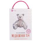 Набор мягкая игрушка ТК-033 «Медвежонок Пэч» 558278 28 см