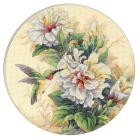 Набор для вышивания Classic Design 4339 «Колибри и гибискус» 25*27 см