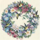 Набор для вышивания Classic Design 4387 «Весенний венок» 38*37 см