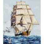 Набор для вышивания Dimensions 03886 «Морское путешествие» 30*36 см