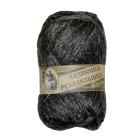Пряжа Хозяюшка-рукодельница Носочная добавка, 50 г / 200 м, №16 серый