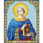 Рисунок для вышивания бисером Благовест И-4108 Св. Великомучиница Анастасия 20*25 см