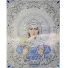 Рисунок на ткани «Нова Слобода» БИС 5142 Св.Фотина (Светлана) 13*18 см
