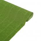 Бумага гофр. (Италия) 180 г/м2  ZA (0,5*2,5 м ) 622 оливково-зеленый