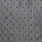 Ткань подкл. вискоза 48%; п/э 52%, №134 серый (абстракция)