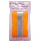 Светоотраж. лента  термоклеевая НР 870501 5*81 см оранжевый