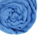 Шерсть для валяния полутонкая  (уп. 100 г) Троицк 0300 св.голубой