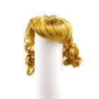 Волосы для кукол П 50 (локоны) 20536 русый