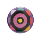 Игольница- магнит 559354 (20) «Калейдоскоп» 25*3 мм