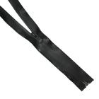 Молния Т5 карман. спираль 18 см SP6A(W)P Прибалтика водонепрониц. покр. чёрный