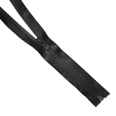 Молния Т5 разъемн. спираль 80 см  SP6A(W)M Прибалтика водонепрониц. покр. чёрный в интернет-магазине Швейпрофи.рф