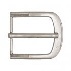 Пряжка 2AS-045 шир. 45 мм метал. никель 7723140