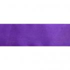 Лента атласная 3 мм (рул. 100 м) №8122 фиолетовый
