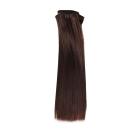 Волосы для кукол (трессы) Прямые 2294903 длина 25 см ширина 100 см цв.4