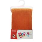 Ткань 70* 80 см  AR653 Бархат трикотаж TQ02007 оранжевый