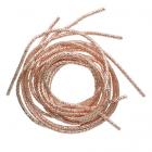 Проволока декоративная (канитель) д.2,0 мм ТБ004НН2 розовое золото  (уп. 5 гр) ) 553431