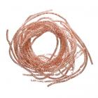 Проволока декоративная (трунцал) д.1,5 мм ТК014НН1роз.золото/медный (уп 5 гр)