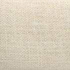 Ткань 48*50 см «Рогожка» 100% лен 2AR113 молочный  7726928