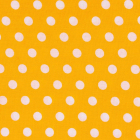 Ткань 50*50 см AR1008 F1819 100% хлопок мелкий рис.горошек желтый 7728247