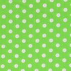 Ткань 50*50 см AR1008 F1819 100% хлопок мелкий рис.горошек зеленый 7728247