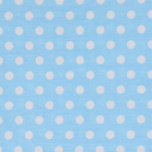 Ткань 50*50 см AR1008 F1819 100% хлопок мелкий рис.горошек св.голубой 7728247