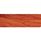 Мулине 10м СПб, 712 красно-оранжевый