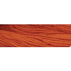Мулине 10м СПб, 713 т. Красно-оранжевый
