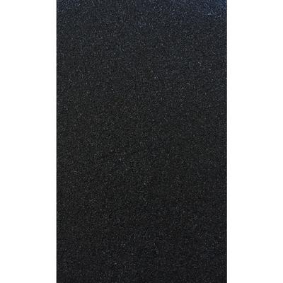 Заплатка глиттер с клеевым слоем на лицевой стороне 604 черная 121/GF 20*15 см в интернет-магазине Швейпрофи.рф