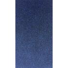 Заплатка глиттер с клеевым слоем на тыльной стороне 547 темно-синяя 121/GB 20*15 см