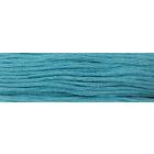 Мулине 10м СПб, 3104 бирюзово-голубой