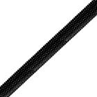 Резинка вздержка 6 мм УРБ-06 рул. 50 м черн.