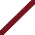 Косая бейка 15 мм стрейч 0511-0071 (уп. 132 м)  бордовый