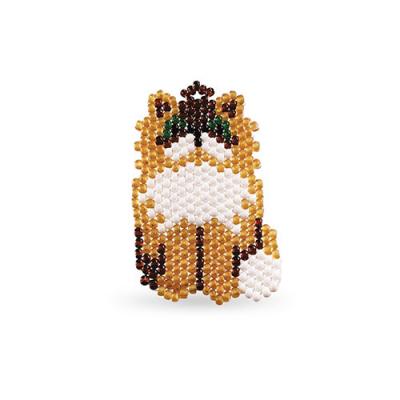 Набор для бисероплет.Кроше А-066 «Кот персидский» 645078 в интернет-магазине Швейпрофи.рф