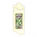 Набор для вышивания Риолис №1614 АС Бискорню «Закладка Цветущий ирис» 6*16 см