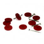 Набор креплений для игрушек 902220 (5 Т-шплинтов,10 дисков фибра 20 мм)