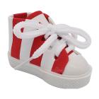 Обувь для игрушек (Кеды) AR 1046  3.5*4*7 см белый/красный  7728273