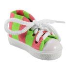 Обувь для игрушек (Кеды) AR 1046  3.5*4*7 см розовый/зелёный  7728273