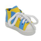 Обувь для игрушек (Кеды) AR 1046  3.5*4*7 см синий/жёлтый  7728273