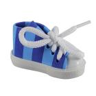 Обувь для игрушек (Кеды) AR 1046  3.5*4*7 см синий/т. синий  7728273