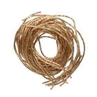 Проволока декоративная (трунцал) д.0,7 мм ТК005НН07 светлое золото (уп 5 гр) 559929