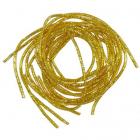 Проволока декоративная (трунцал) д.1,5 мм EMB1192 яркое золото  (уп 5 гр)